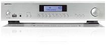Rotel A14 Integrated Amplifier Silver