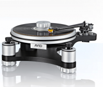 AVID Sequel SP Turntable