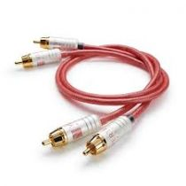 Vertere Redline Analogue Interconnect Cable RCA/XLR