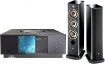 Focal Aria 926 + Naim Uniti Star Bundle
