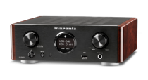 Marantz MusicLink Headphone Amplifier with DAC-Black