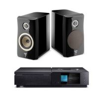 Focal Kanta No1 + Naim Uniti Star Bundle