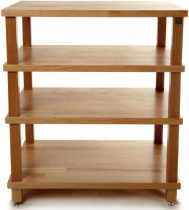 Hi Fi Racks Podium Slimline (567mmx400mm) Oak