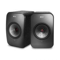 KEF LSX Wireless Standmount Speakers