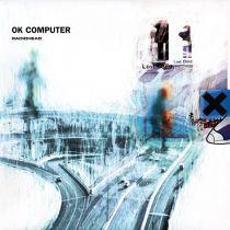 """OK Computer by Radiohead - 12"""" Vinyl Album"""