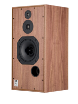 Harbeth Super HL5plus XD Standmount Speakers