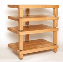 Hi Fi Racks Podium Trios (595mmx465mm) Oak