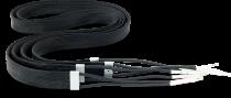 Tellurium Q Ultra Silver Speaker Cable - per mono metre
