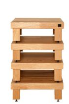 Hi Fi Racks Podium XS (335mmx400mm) Oak