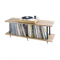 Solid Steel VL-2 Vinyl Record Storage & Hi-Fi Rack
