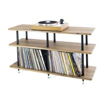 Solid Steel VL-3 Vinyl Record Storage & Hi-Fi Rack