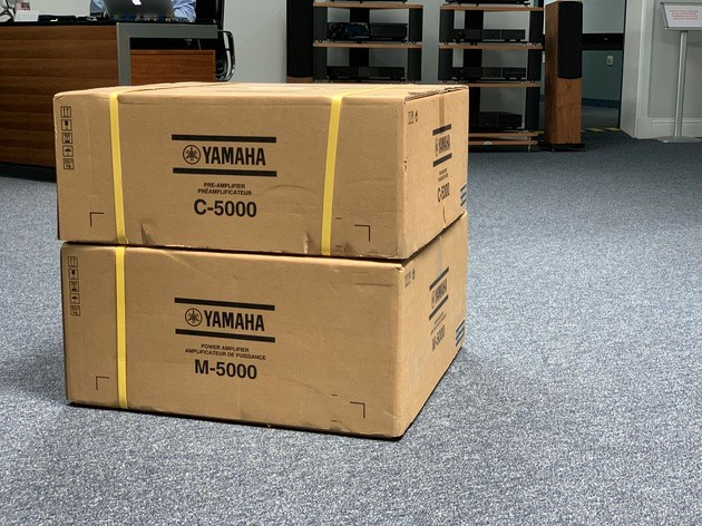 Yamaha 5000 Series Arrives