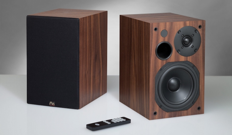 AVI Active Speakers - DM5's and DM10's