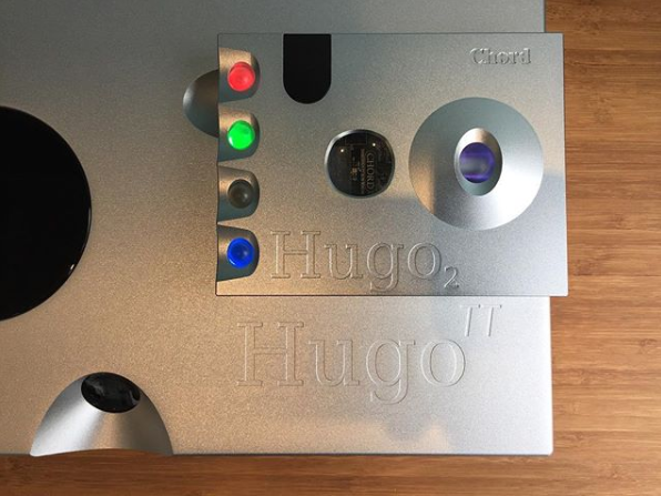 Chord Hugo 2 and Upgraded Updated Greatness