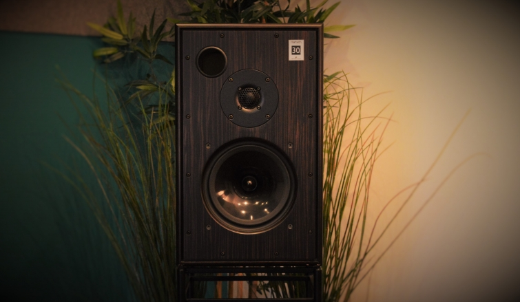 Harbeth Monitor 30.1 - From The Studio to Your Listening Room