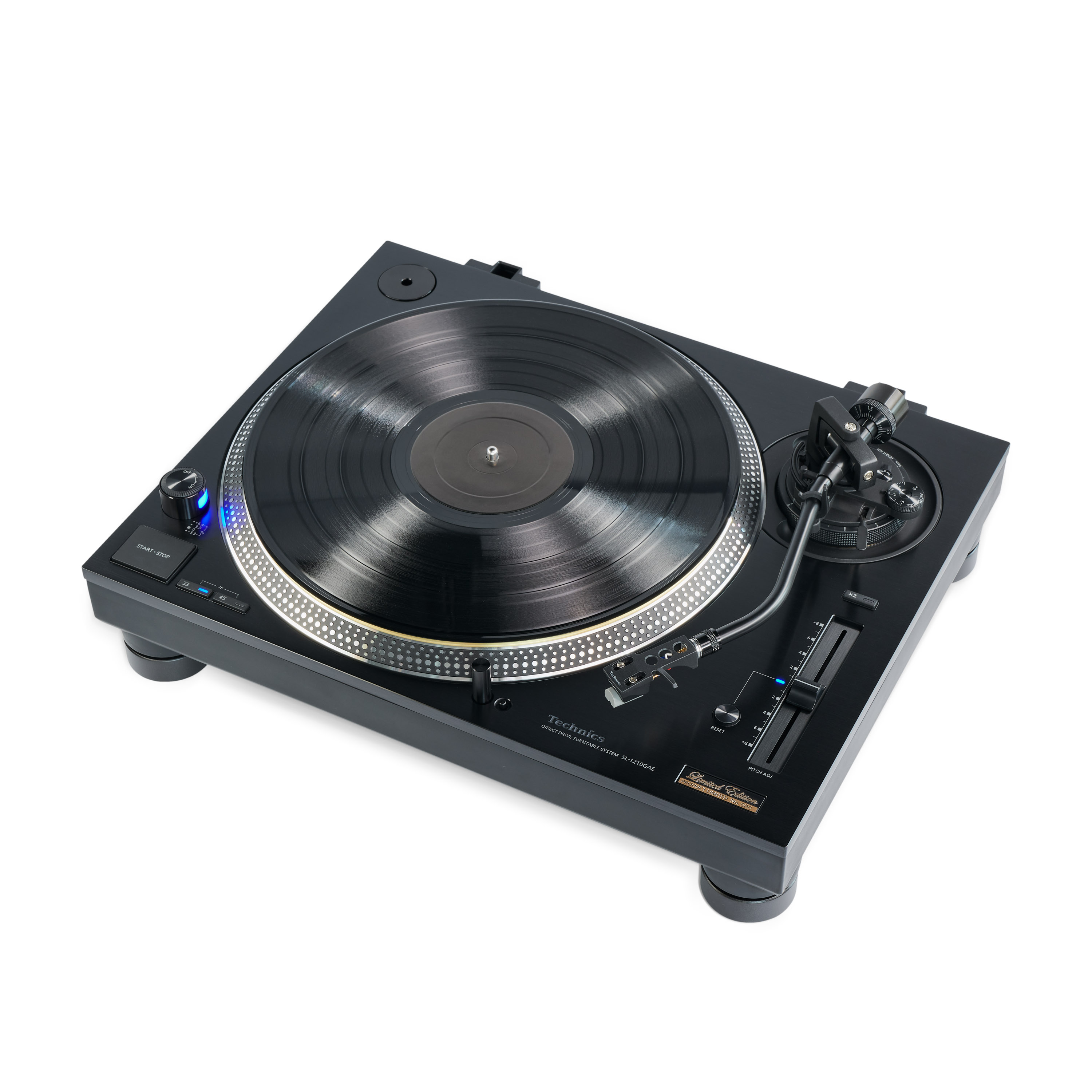 Technics SL-1210GAE 55th Anniversary Turntable - Coming Soon