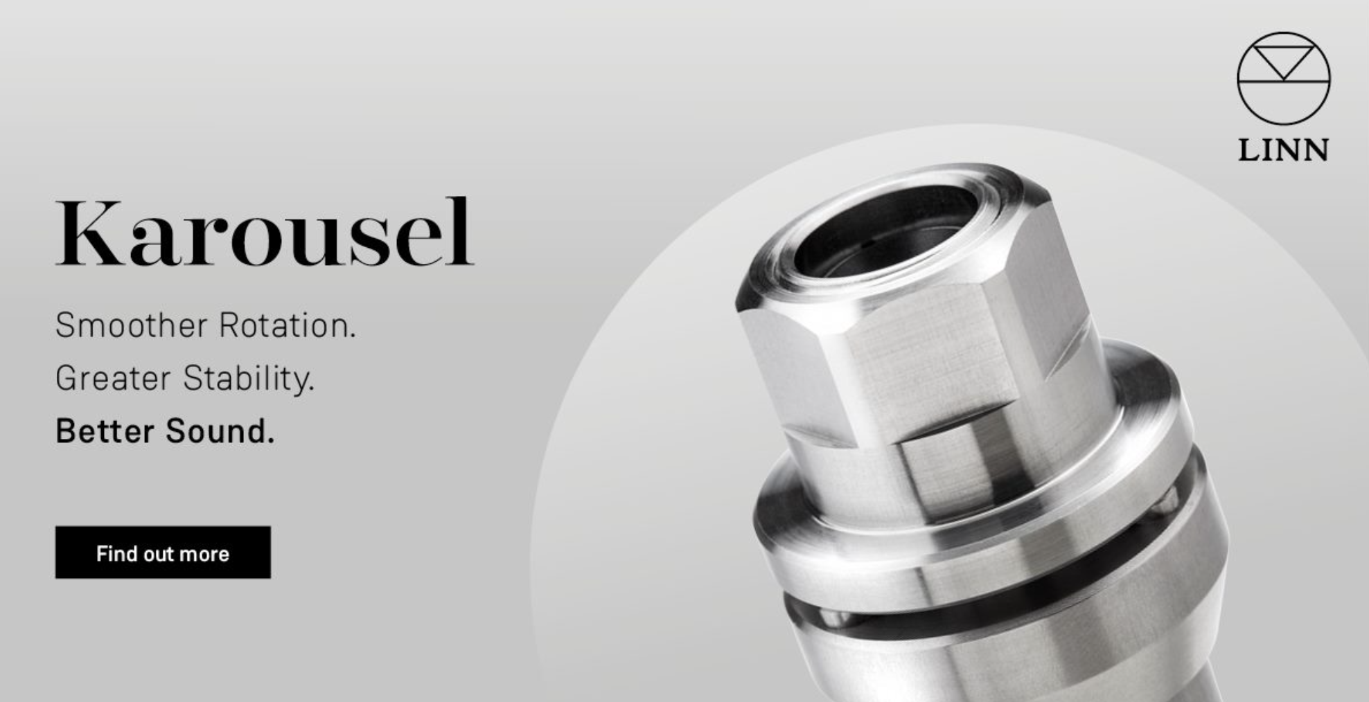 New Linn LP12 Karousel Bearing Announced for 2020