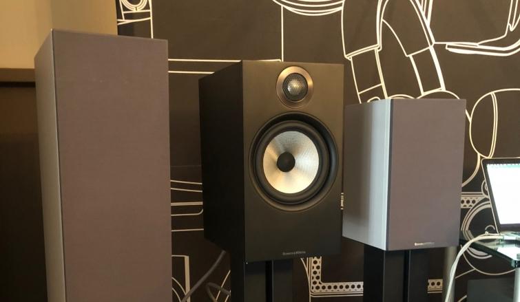Bowers & Wilkins Launch New 600 Series Speakers