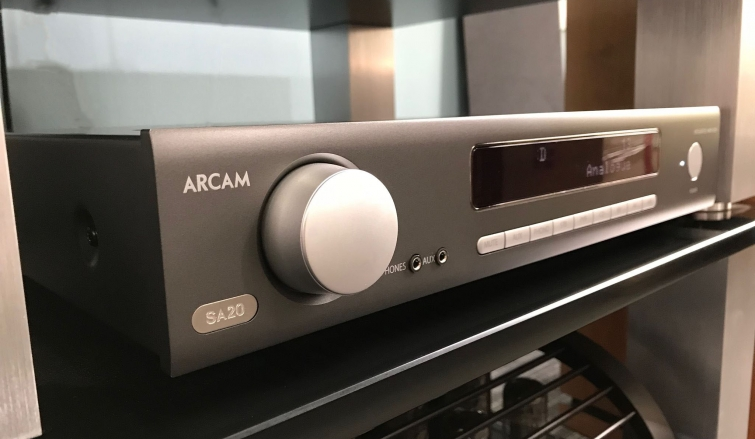 New Arcam HDA Range Review