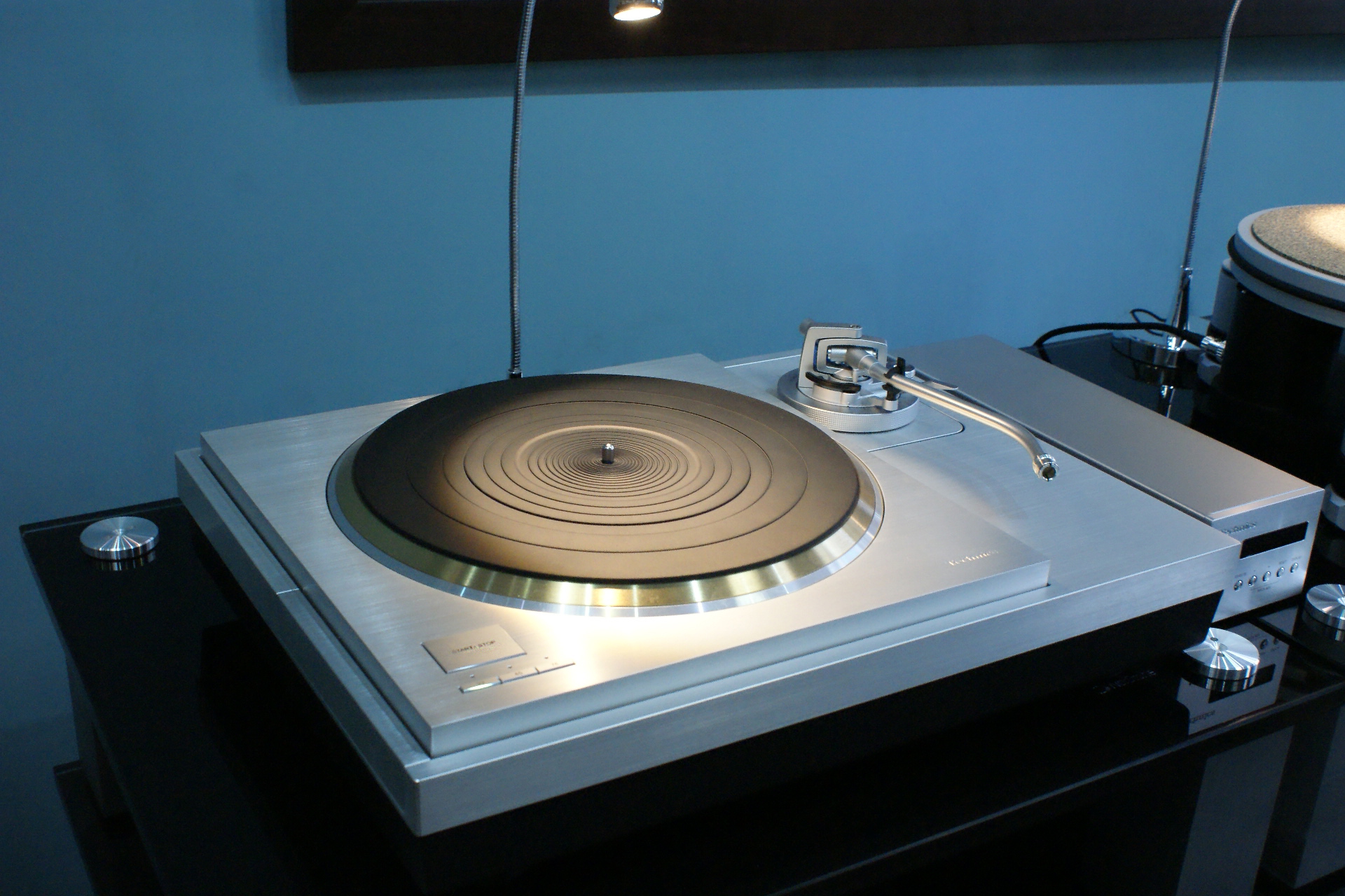 Technics SL-1000R - Updated and Upgraded Direct Drive
