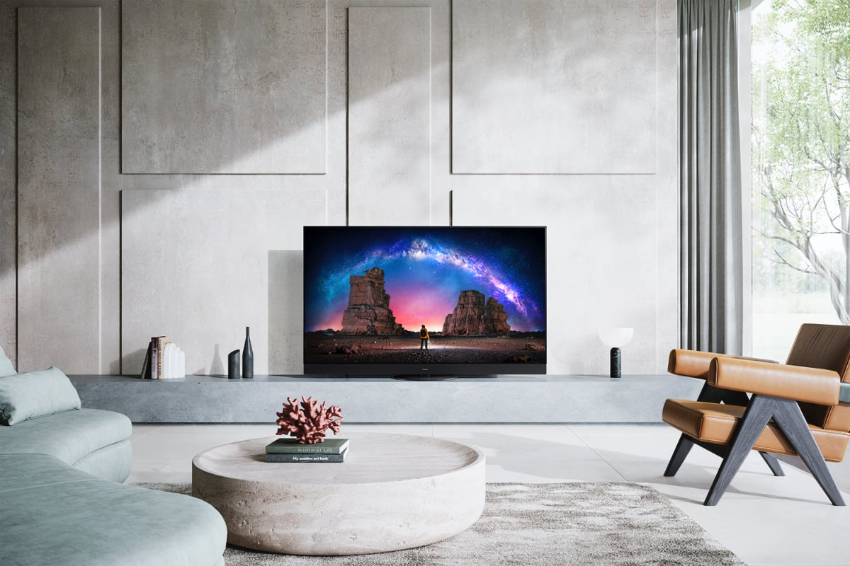 Panasonic introduces JZ2000, its flagship OLED TV for 2021