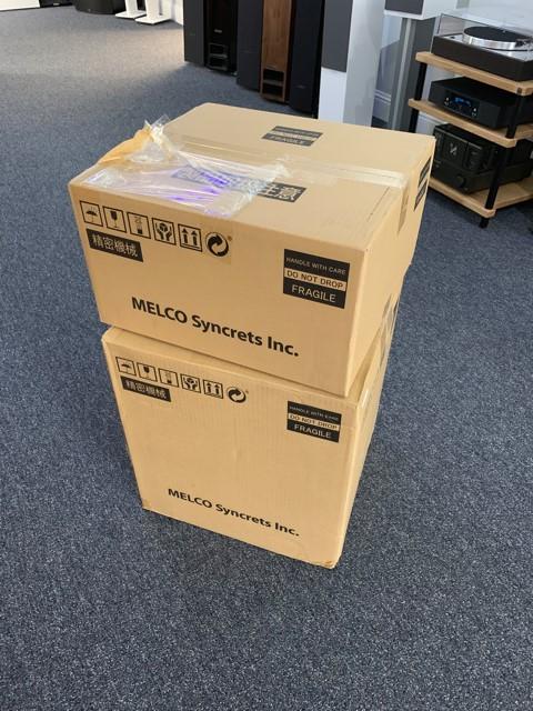 Melco boxes