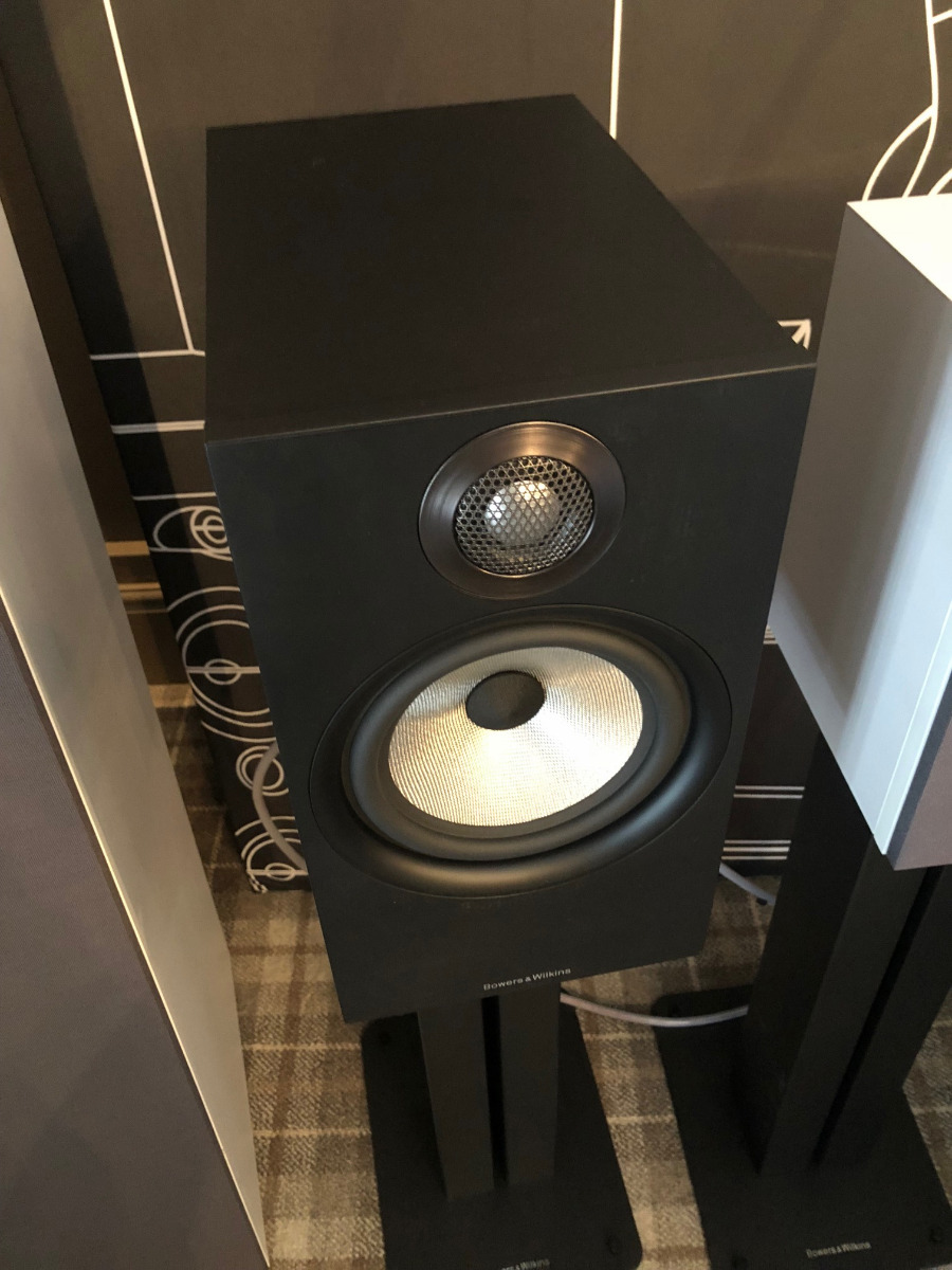 can naim unite 2 drive b&w 683 s2 speakers